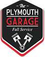 Plymouth Garage logo